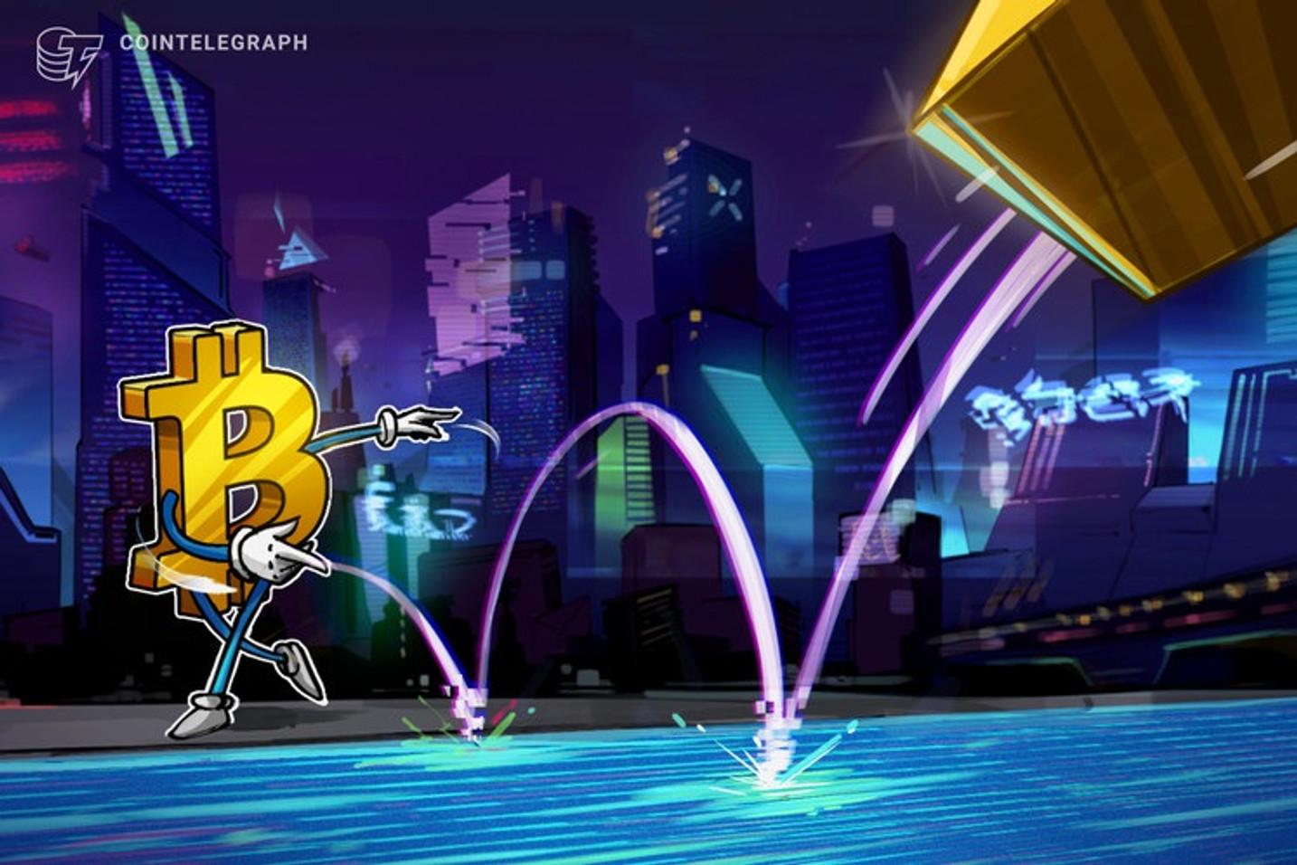 Bitcoin muestra un rendimiento más alto hasta la fecha que las principales acciones