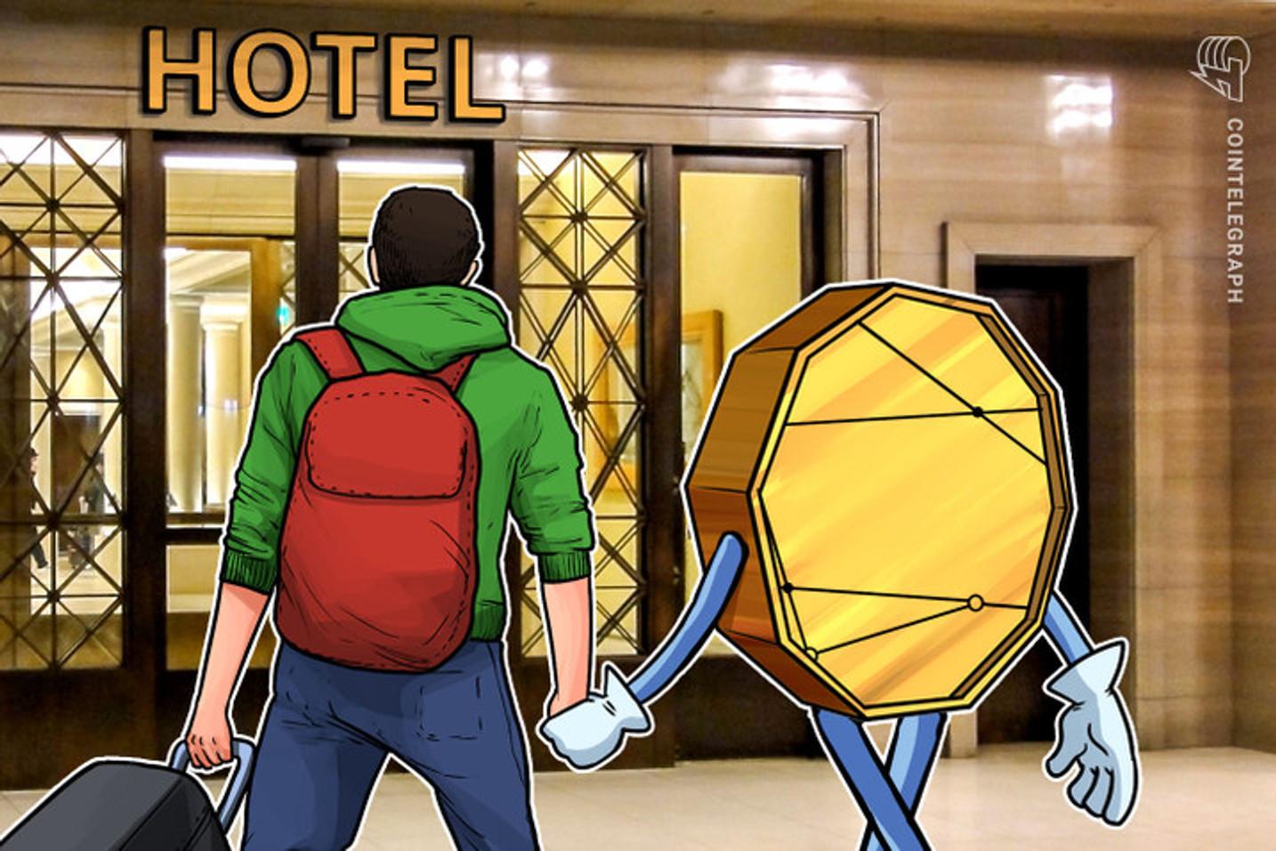 Criptan implementa el pago con criptomonedas en más de 2,000 hoteles