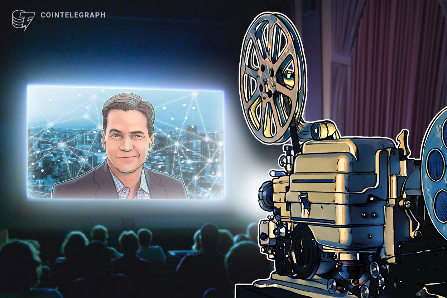 Coming Soon: Craig Wright The Movie (and Book)