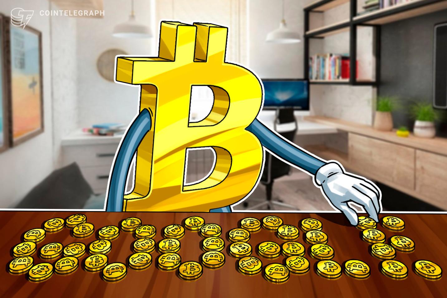仮想通貨ビットコイン、冴えない展開続く 30%超割高との指標も
