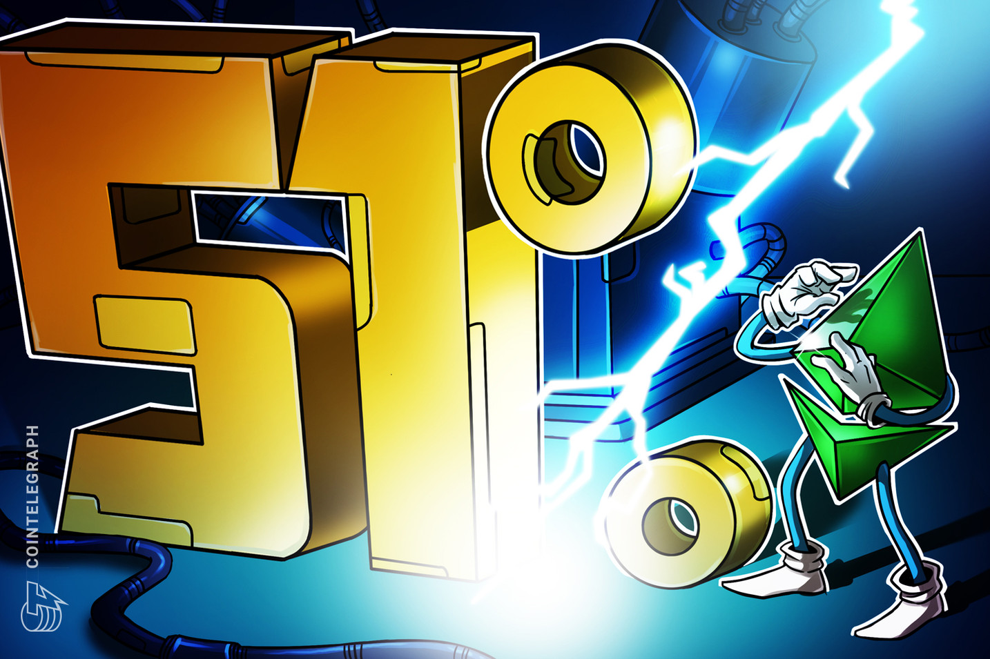 Un altro 51% attack a Ethereum Classic: hacker ruba 5 milioni di dollari