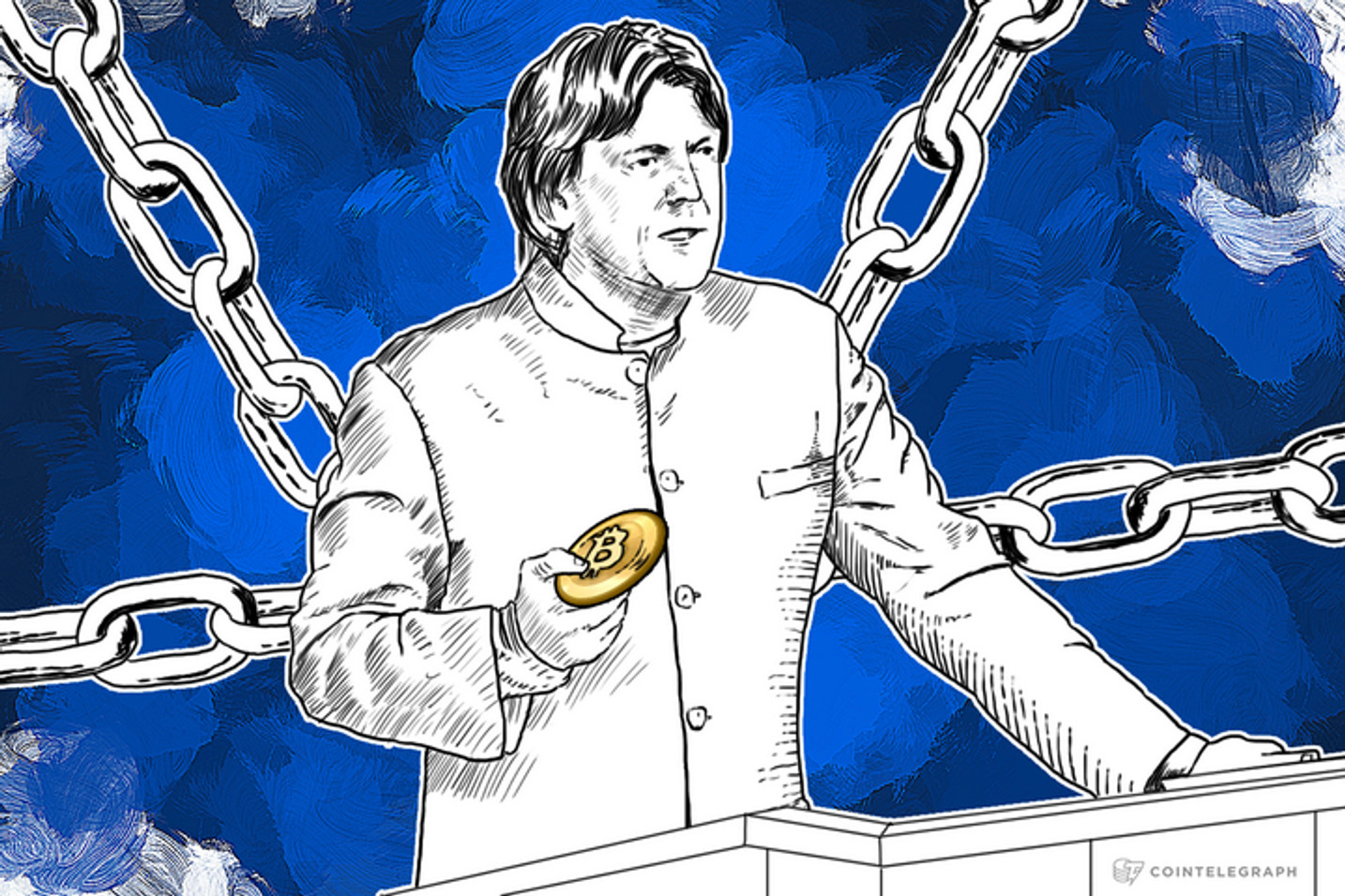 Overstock CEO Patrick Byrne: 'My Commitment Isn't to Bitcoin, It Is to the Crypto Revolution'