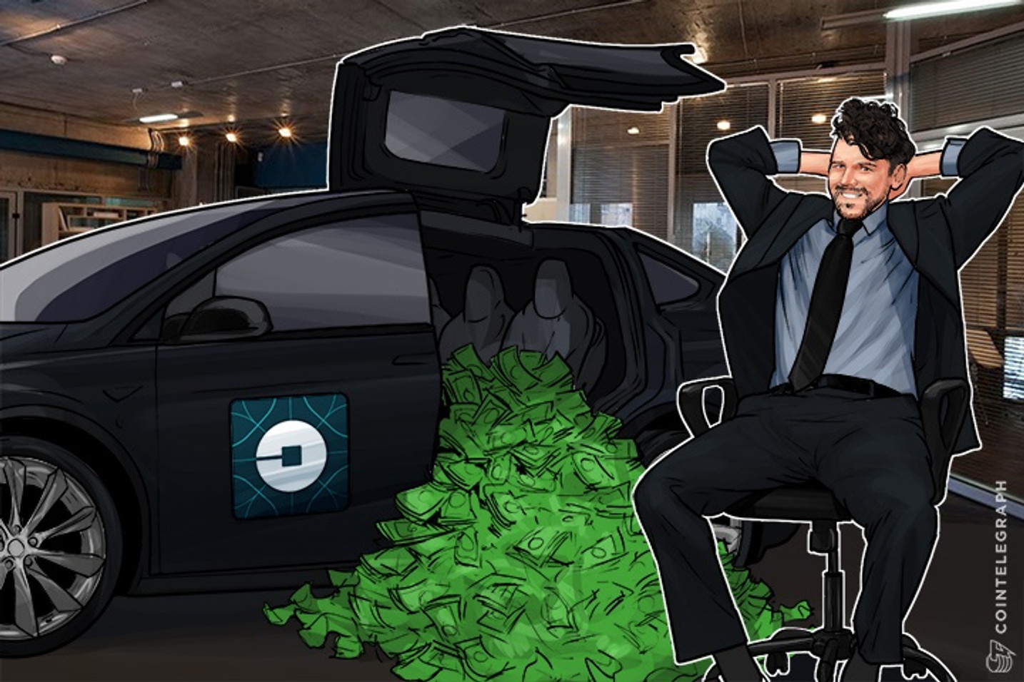 Iconomi's Jani Valjavec: We Will Be Uber of Fund Management and Financial Services