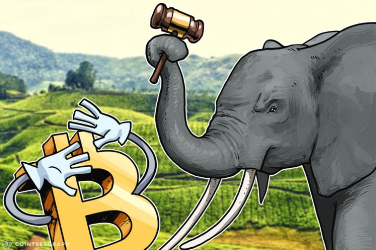 Advocate Files for Immediate Regulation of Bitcoin in India