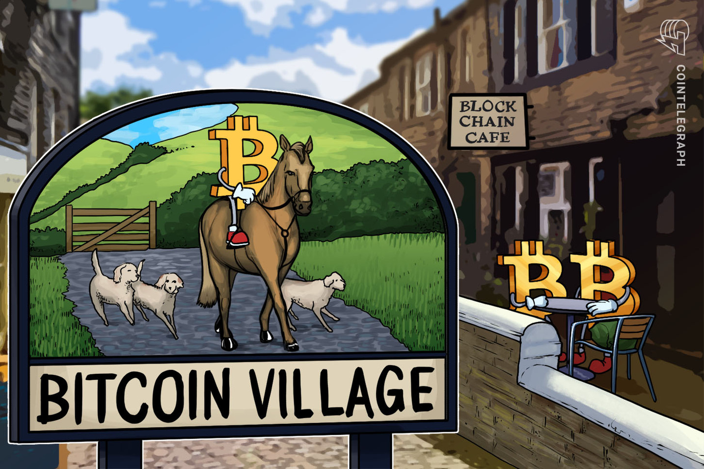A Village in El Salvador Created a Bitcoin-Friendly Economy Amid COVID-19