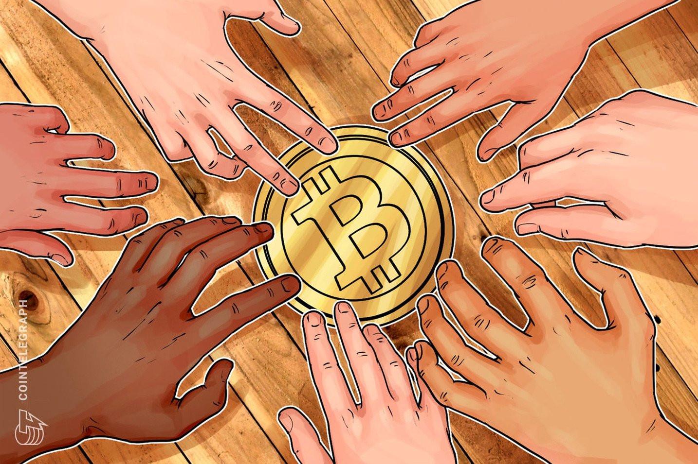 マネックスグループ、株主優待で仮想通貨ビットコインを進呈