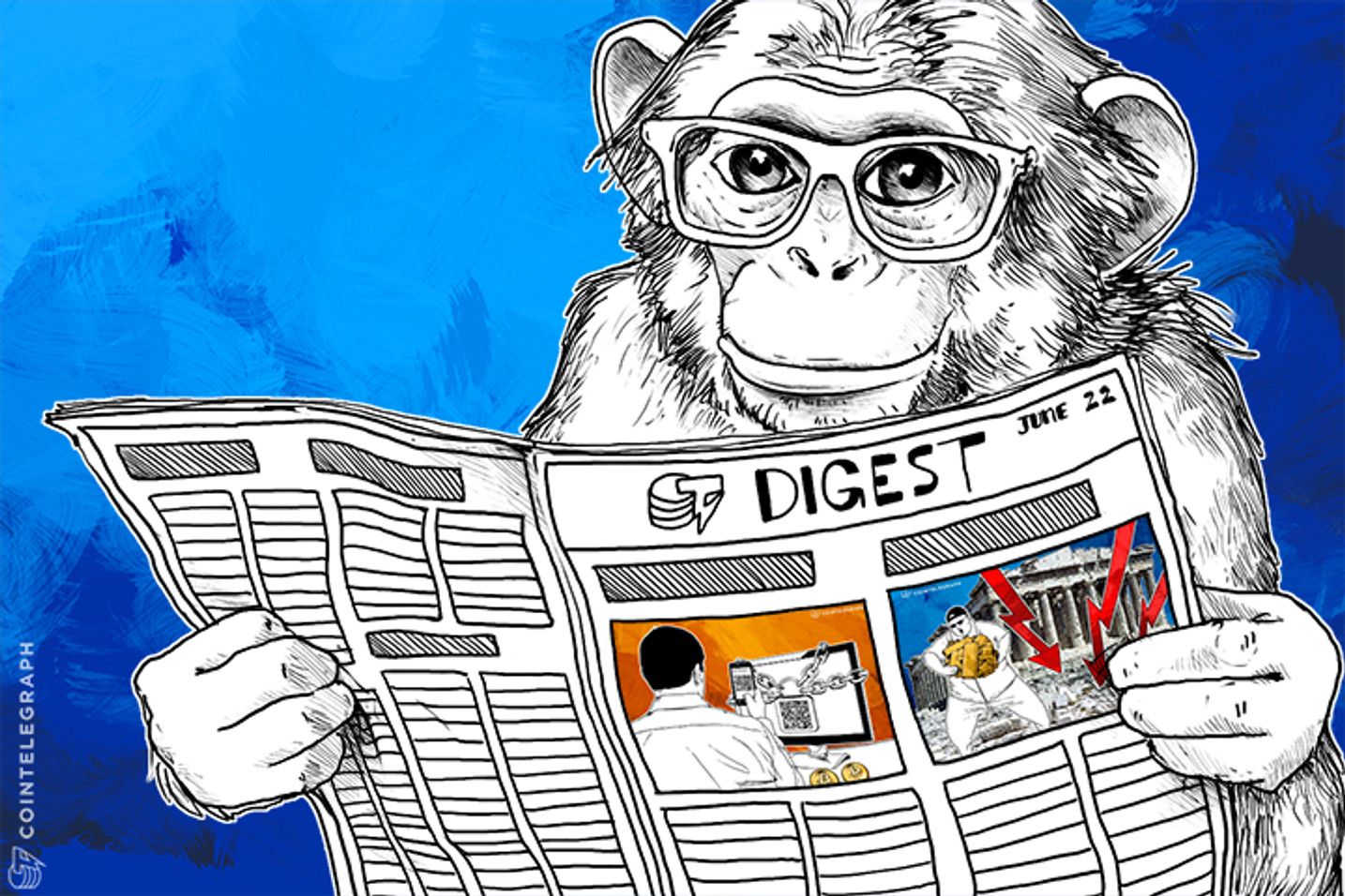 JUN 22 DIGEST: Bank of Indonesia Calls Bitcoin 'Digital Commodity,' SealsWithClubs Founder Set for Court Appearance