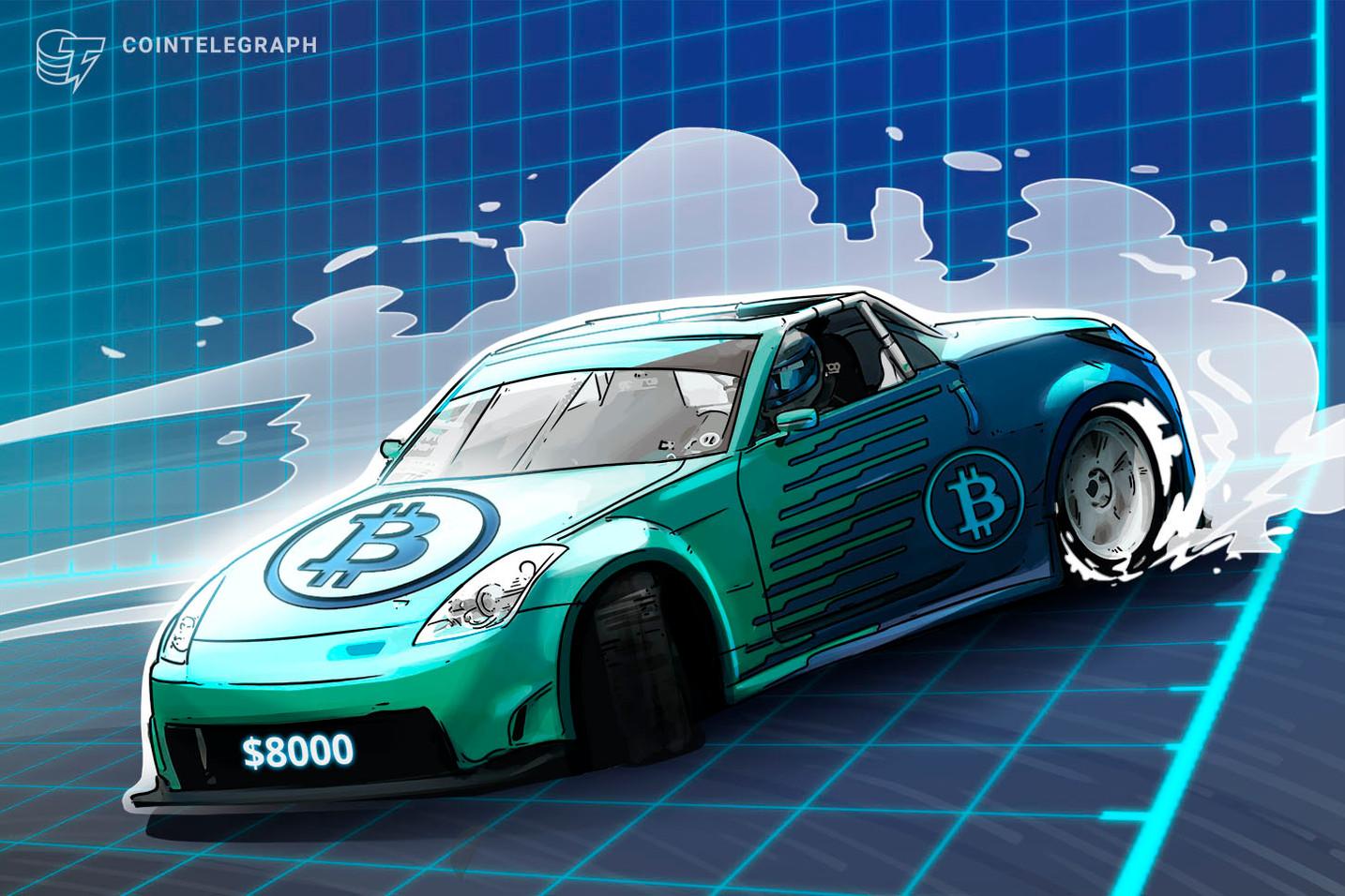 Sanal NASCAR Yarışında Bitcoin Rüzgarı Esti