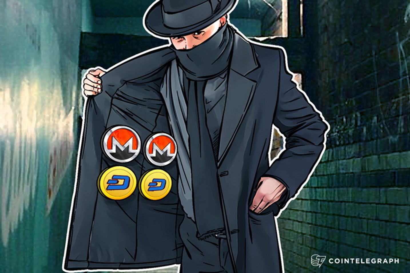 Can You Privately Buy Privacy-Focused Cryptocurrencies? Cash for Dash and Monero