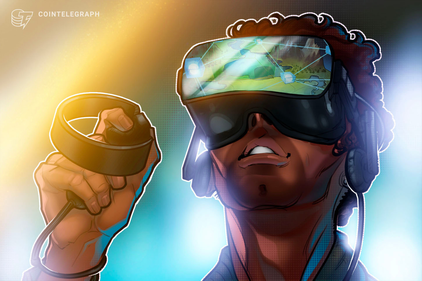 VR World Somnium Space Sells 110 ETH of Virtual Land