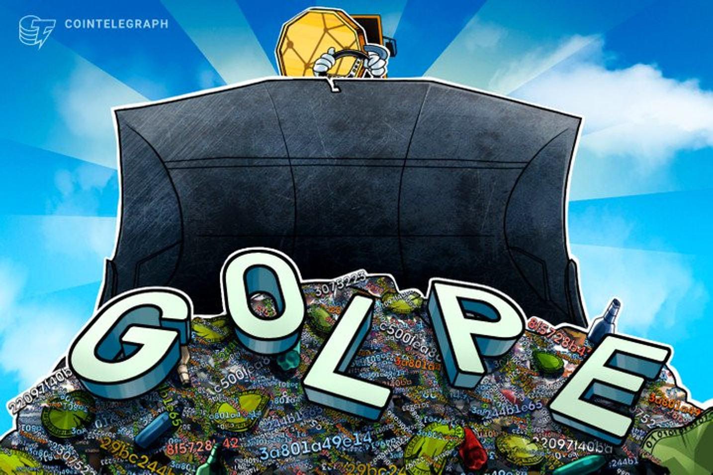 Pirâmide financeira conhecida como 'Giro Solidário' é divulgada em grupos de WhatsApp prometendo 700% de lucro