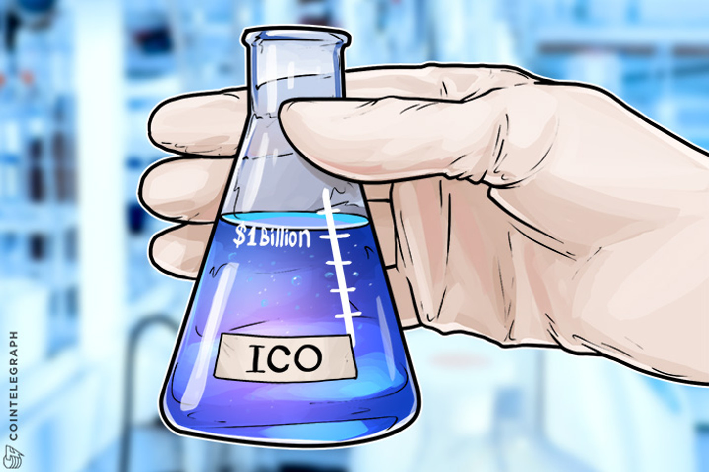 ICO Market Crosses $1 Billion Mark, Is Bubble Imminent?