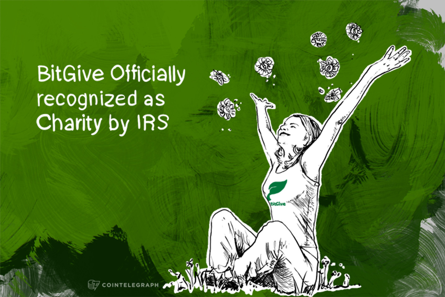 BitGive Officially recognized as Charity by IRS