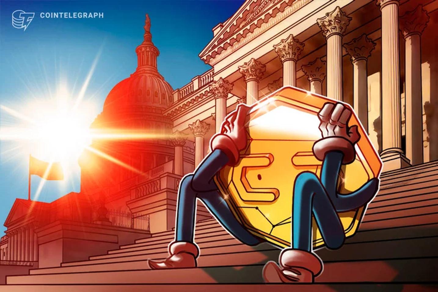 Bitcoin despenca mais de 7% e cai abaixo de US$ 8.700, pior marca em fevereiro