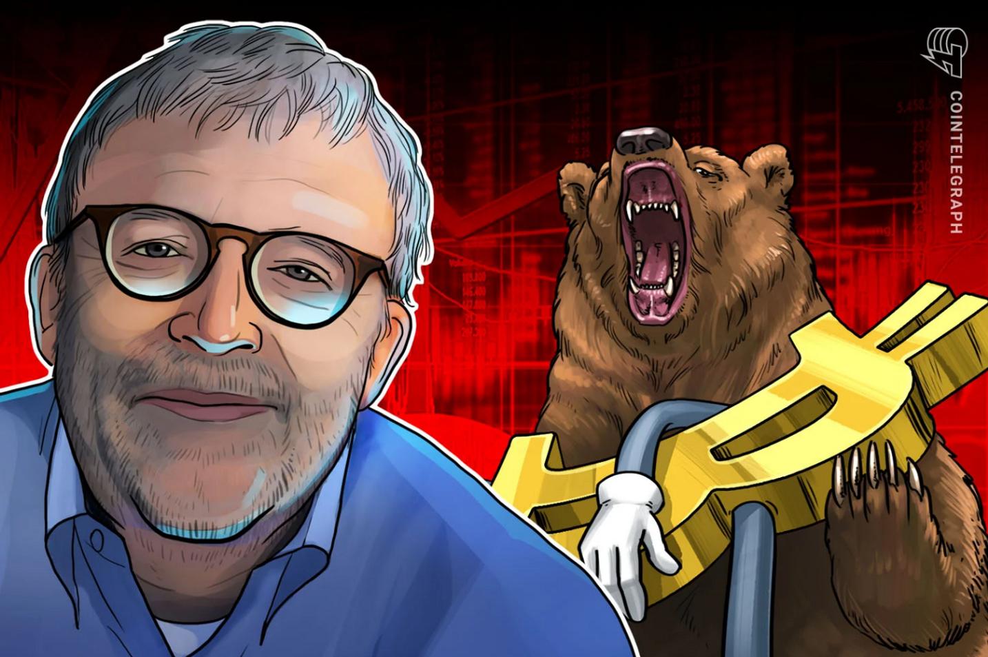 「仮想通貨ビットコインは期待に応えられていない」=著名テクニカルアナリスト