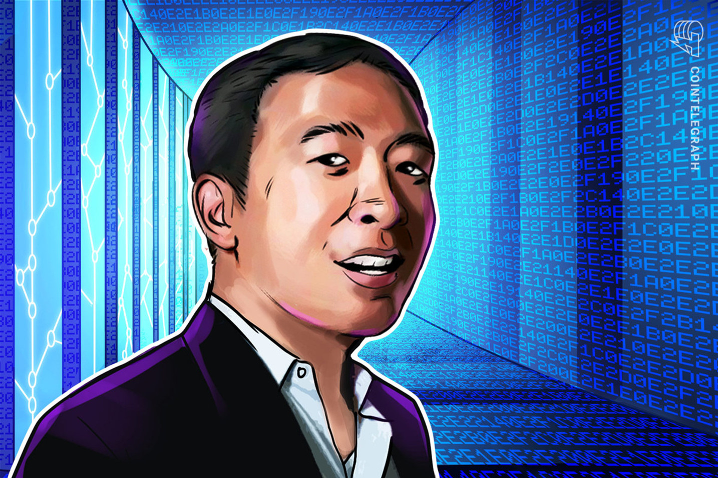Ex-Presidential Candidate Andrew Yang Launches Data Privacy Nonprofit