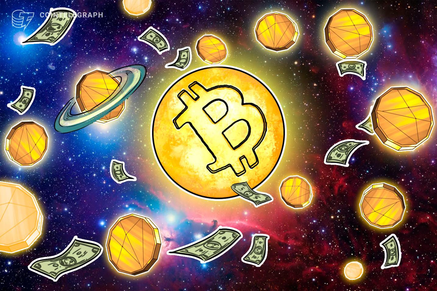 Bitcoin; Coca-Cola, Netflix, McDonald's ve Disney'den daha büyük