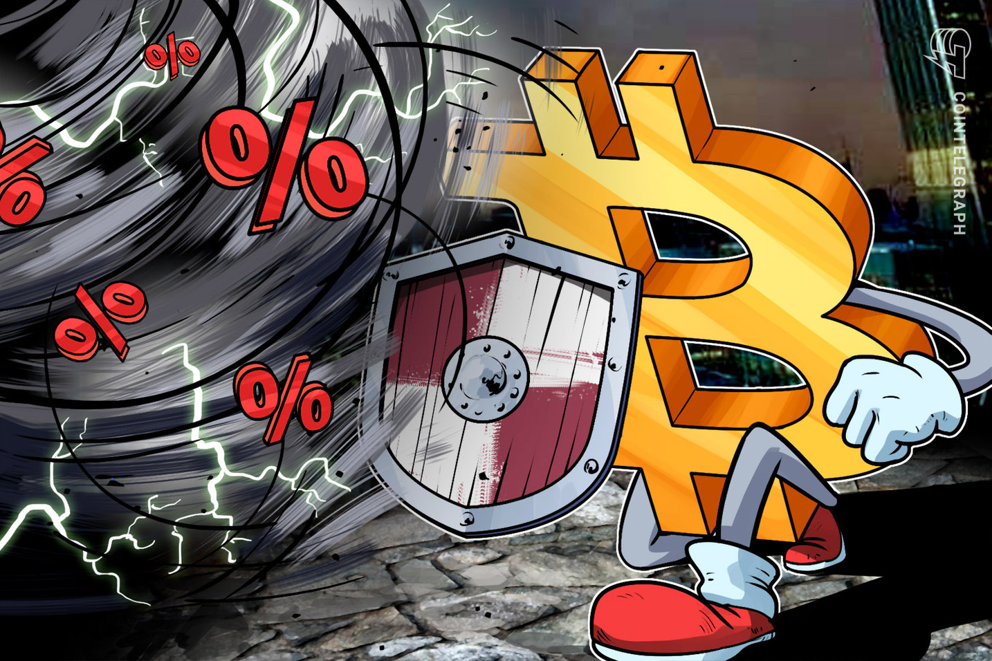 Negative Interest Rates Give BTC an Opportunity to Shine, Report Claims