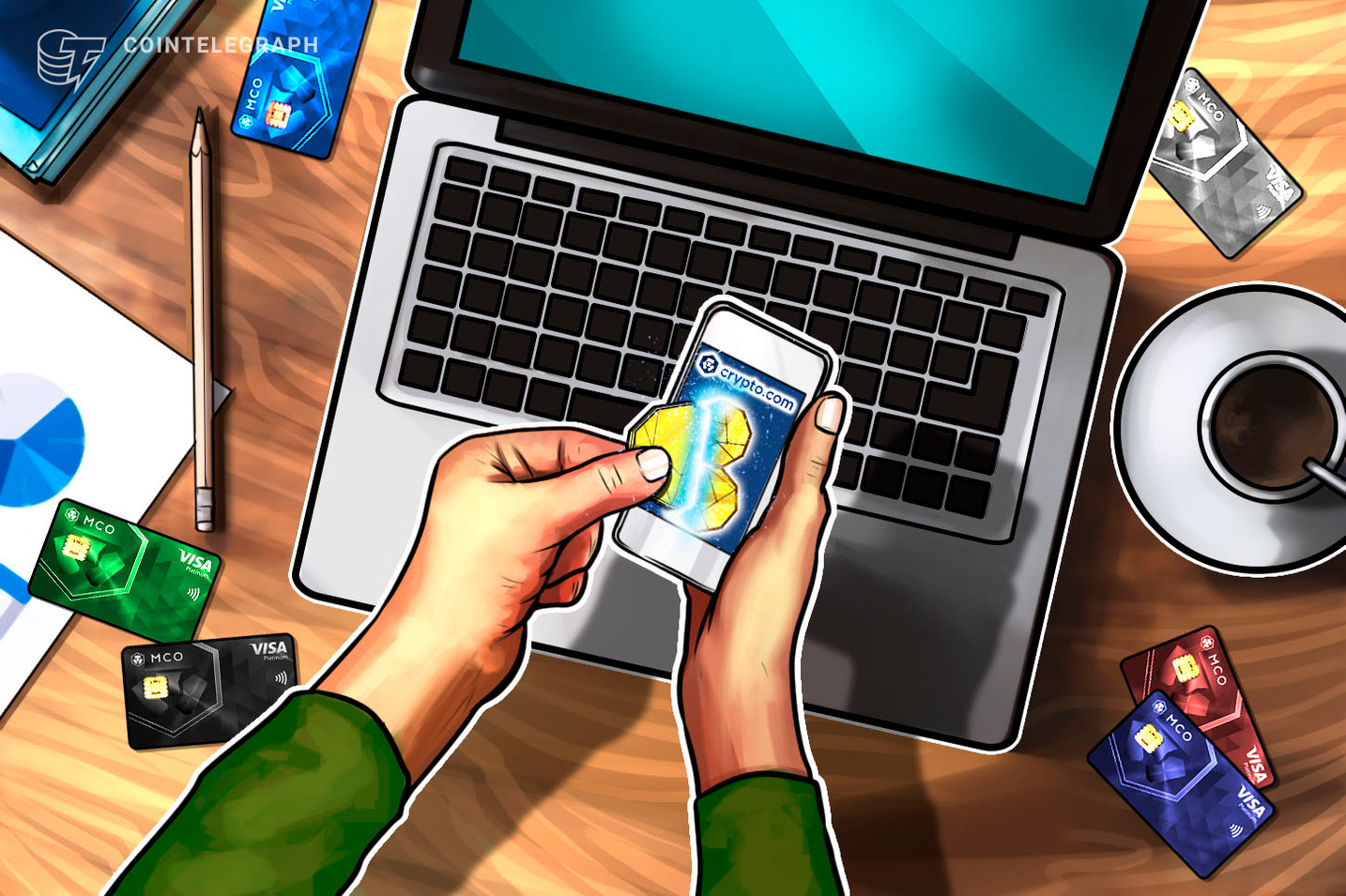 Crypto Platform Says It Has Launched Two Products to Challenge Banks and Empower Customers