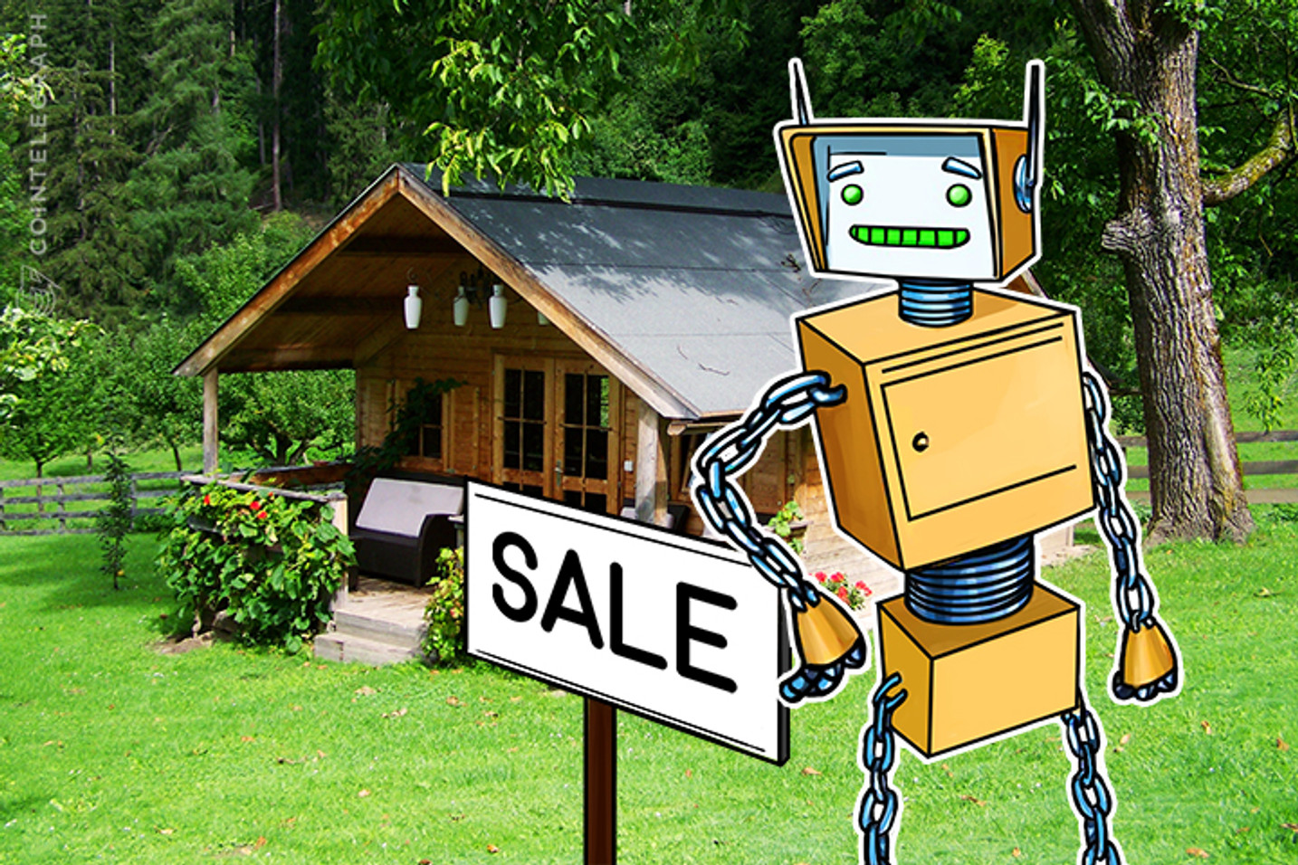 Sweden Officially Started Using Blockchain to Register Land and Properties
