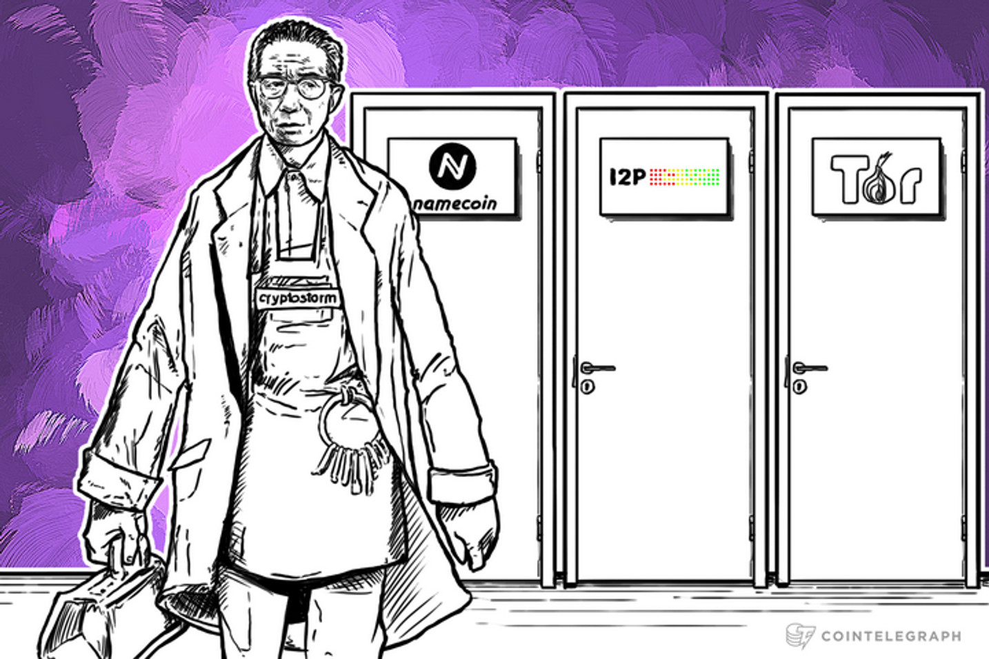Cryptostorm VPN Unites White and Dark Webs, Supports Namecoin, Tor and I2P Domains