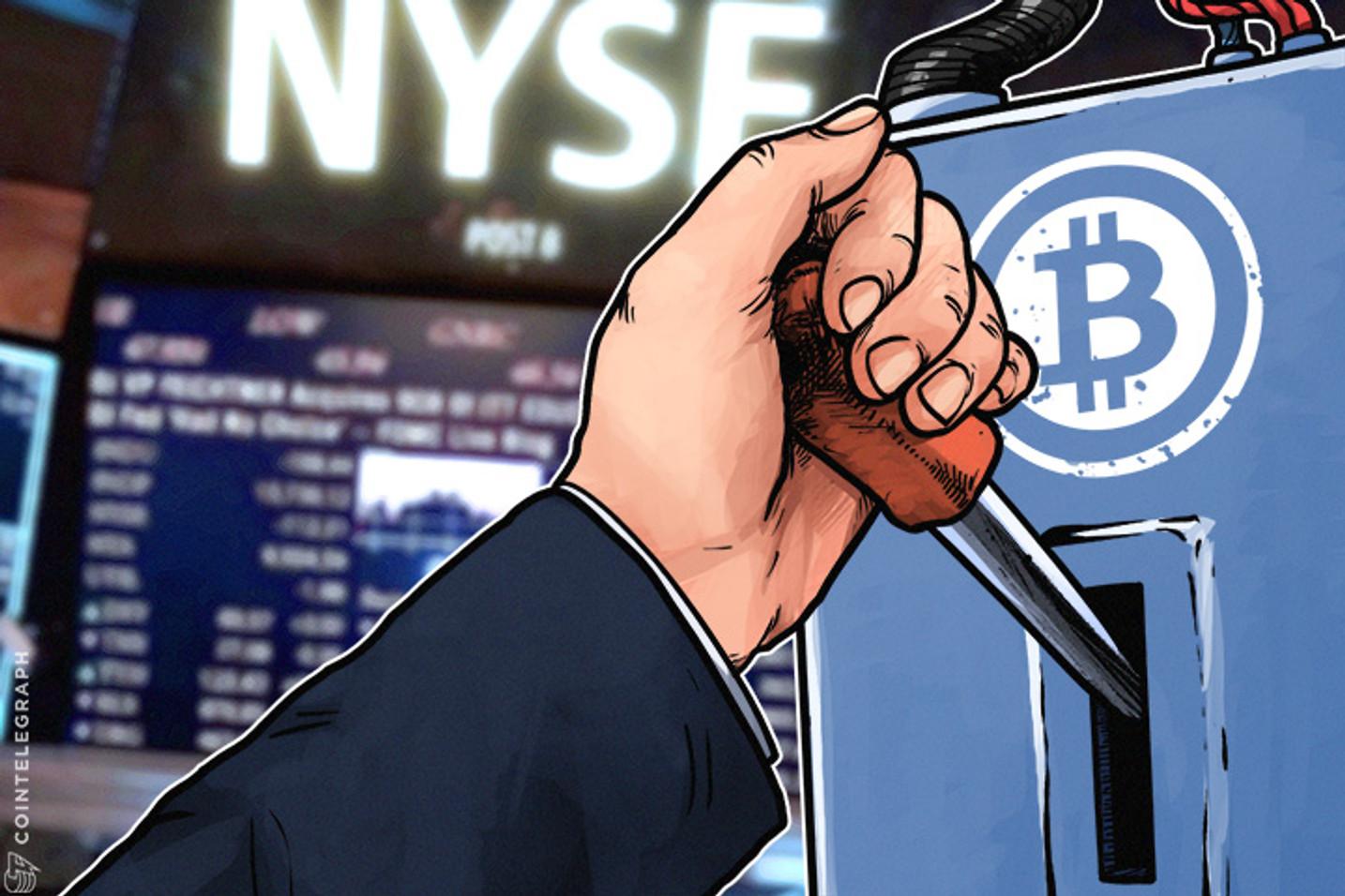 ニューヨーク証券取引所が年明け早々ビットコインETFの立ち上げ申請