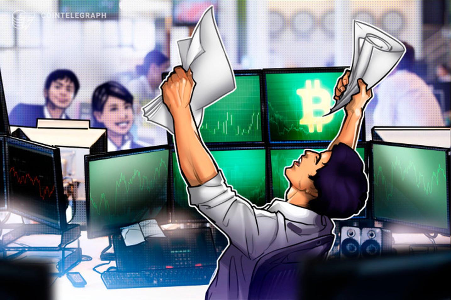 Bitcoin registra novo recorde e passa de R$ 300 mil no Brasil