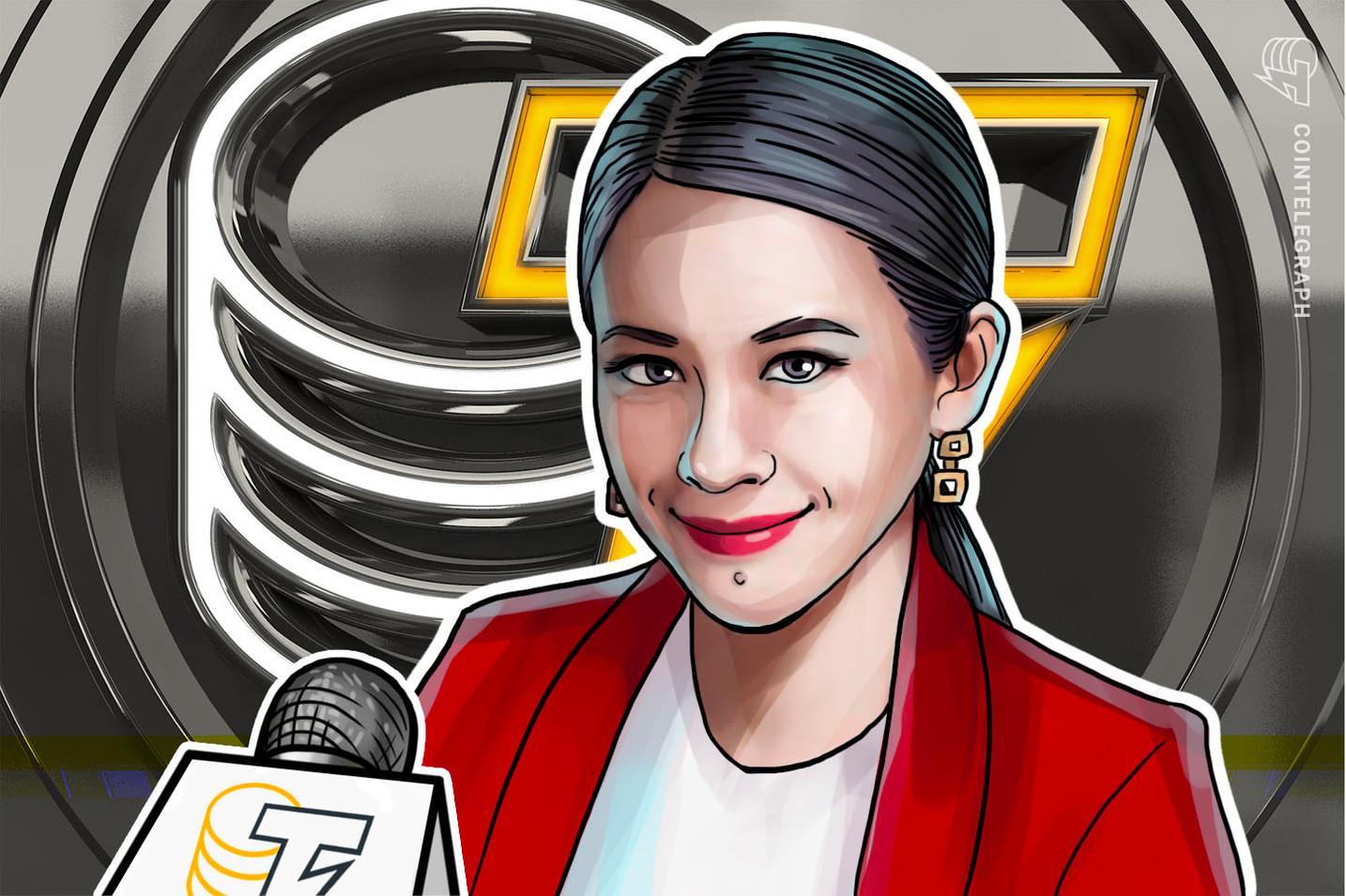 'Na Binance, ⅓ da equipe são mulheres', revela cofundadora da exchange em entrevista exclusiva