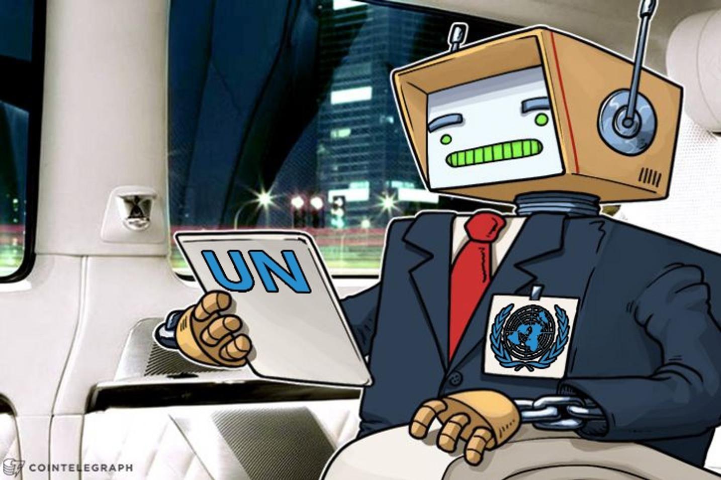 Los socios de la ONU, WIN lucharán contra el tráfico de niños con Blockchain