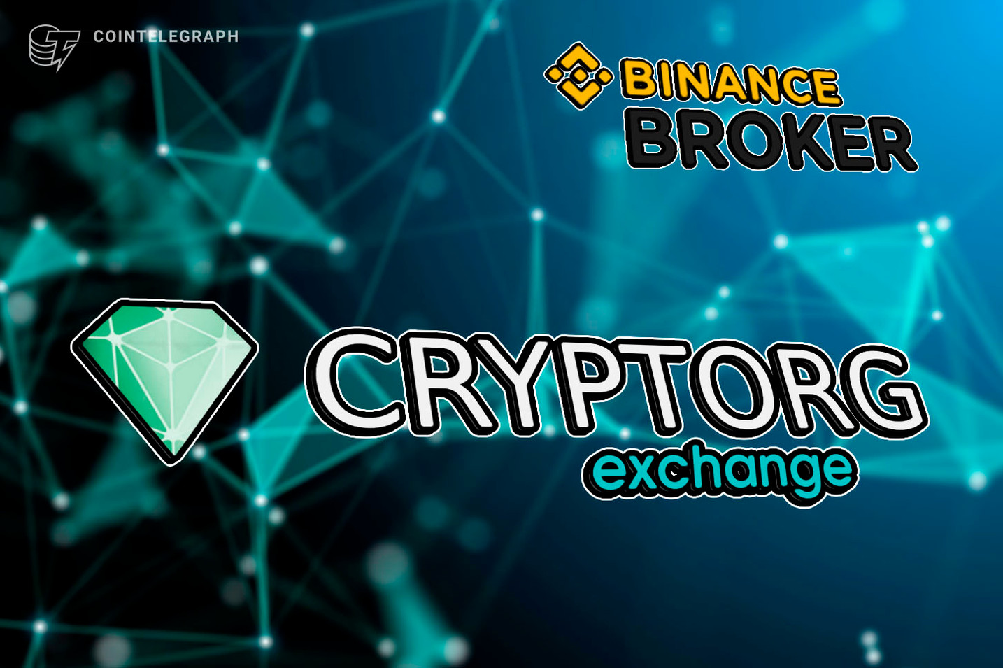 Trade Spot and High Liquidity Futures on Cryptorg Exchanges