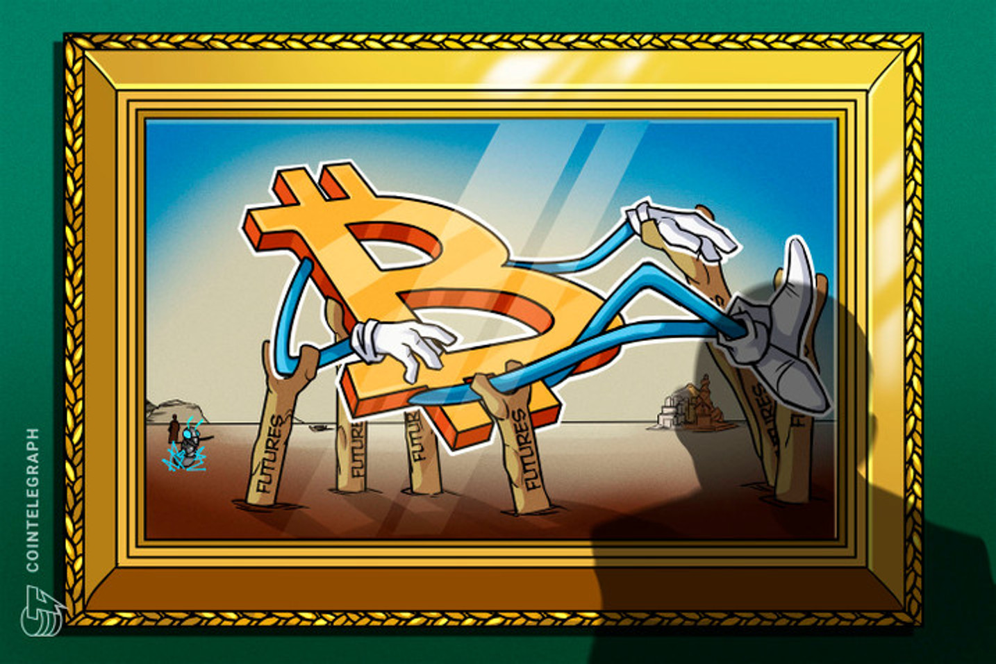 Gigante de fundos de hedge prepara negociação de futuros de Bitcoin