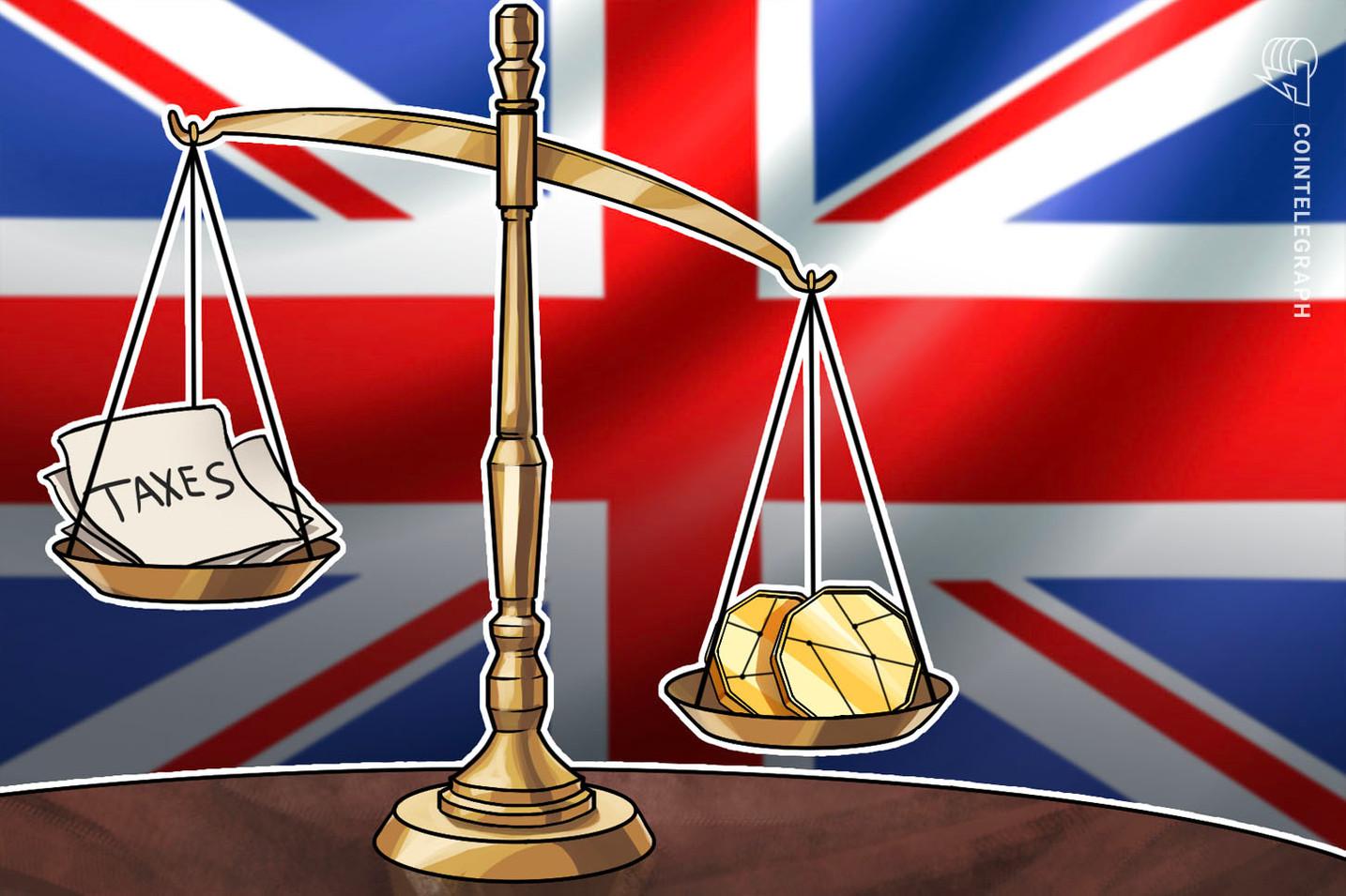 La autoridad tributaria británica actualiza las normas de criptomonedas, dice que no es dinero
