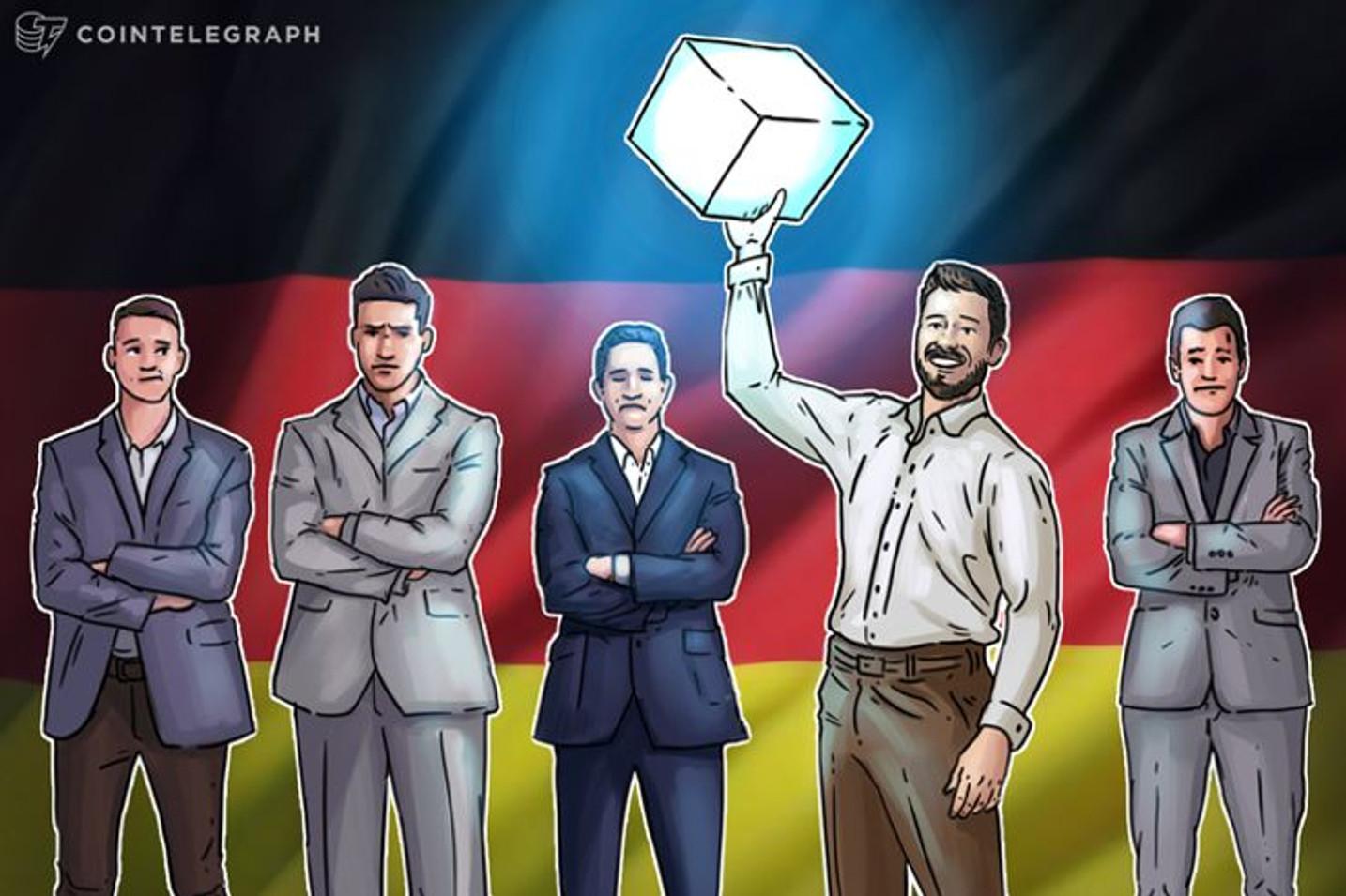 Bitkom: Jedes vierte deutsche Startup plant Einsatz von Blockchain-Technologie