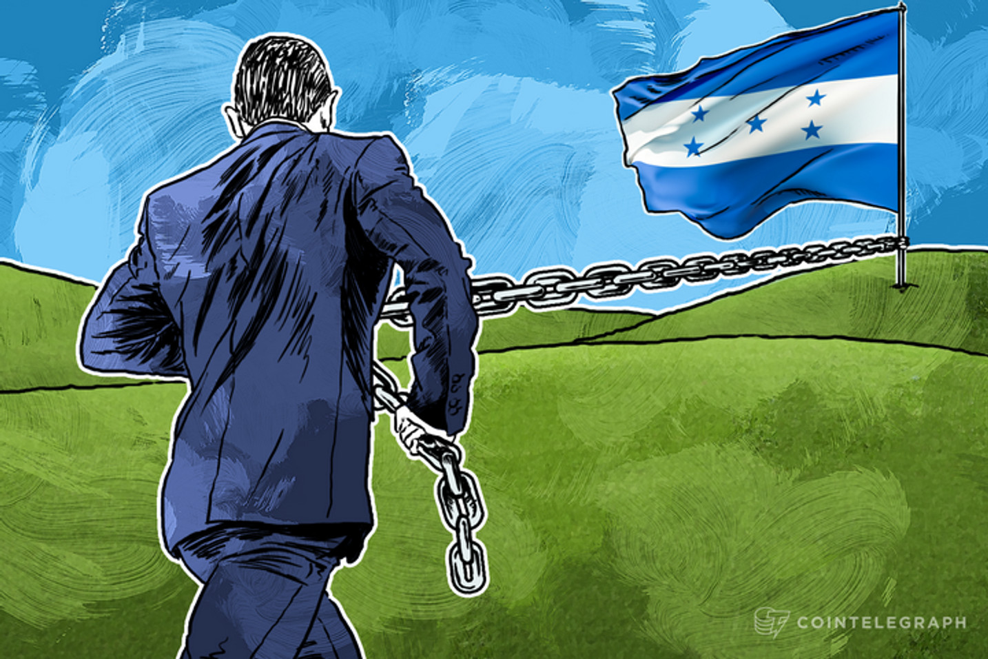 Honduran Gov't to Build Land Registry Initiative on Bitcoin Blockchain