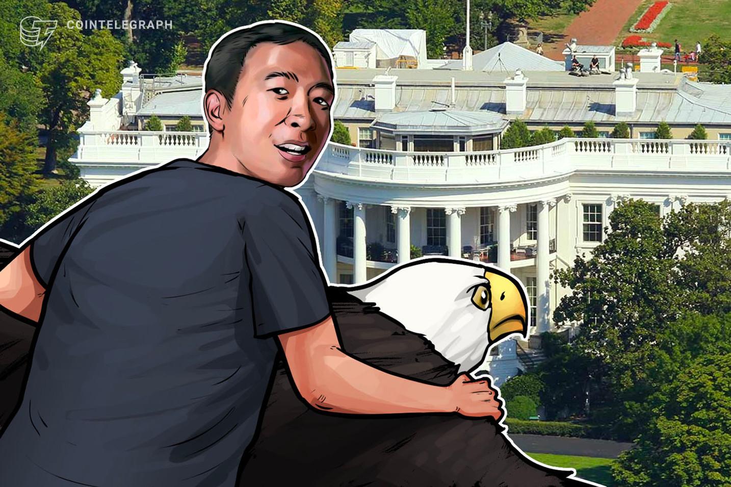 仮想通貨ビットコイン支持の元大統領候補、トランプ政権のベーシックインカム案で脚光
