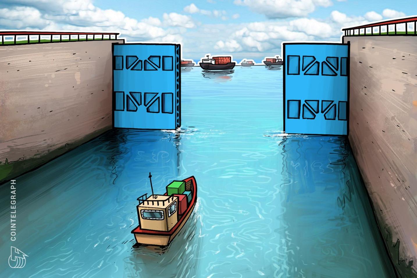 サムスンやオランダの銀行など ブロックチェーン使ったコンテナ物流の試験運用を開始へ【アラート】