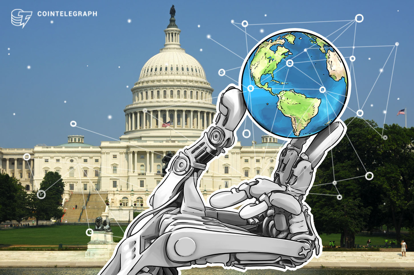 Crypto Industry Leaders Establish Washington-Based Lobby Group