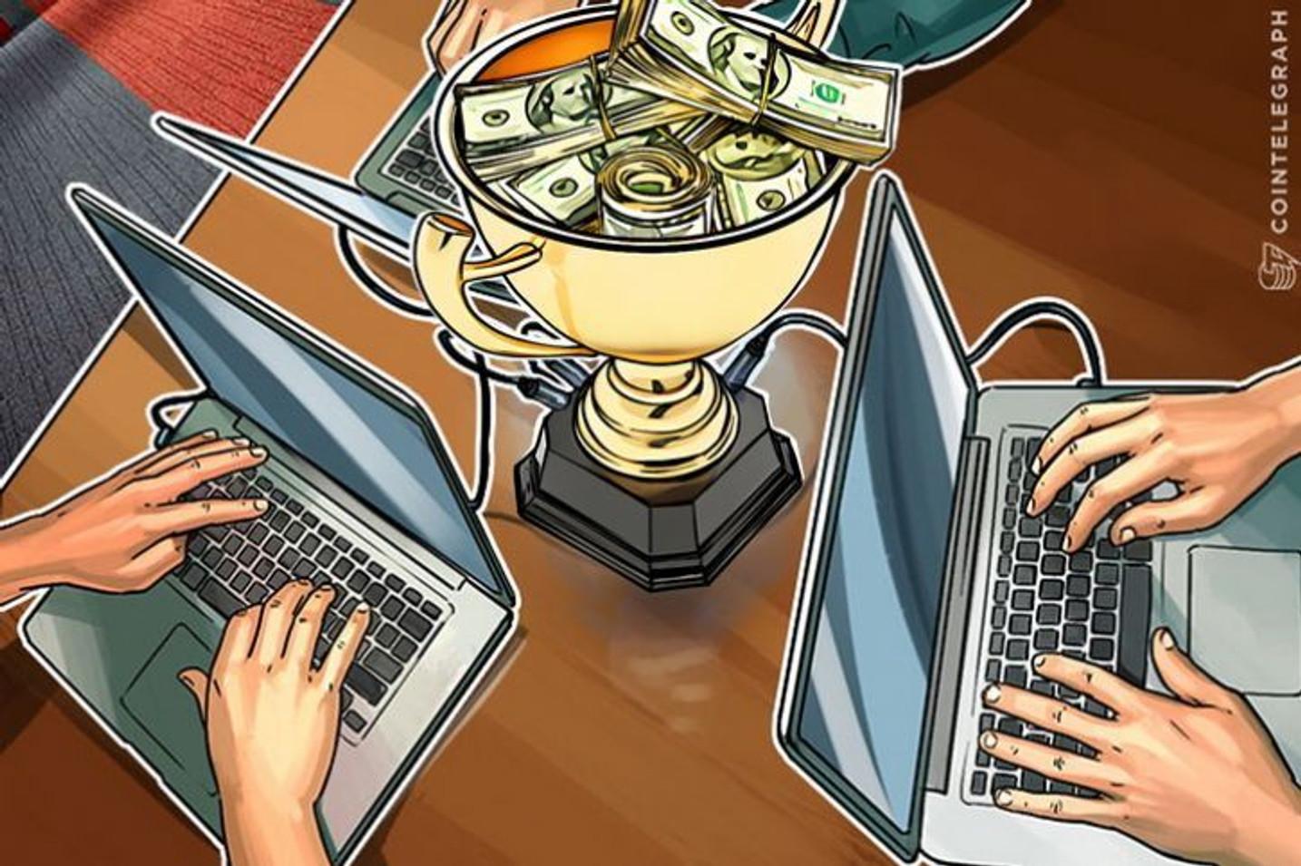 今年のGlobal Hackathonの勝者が発表に―優勝チームには28,000ドル相当のイーサが贈呈