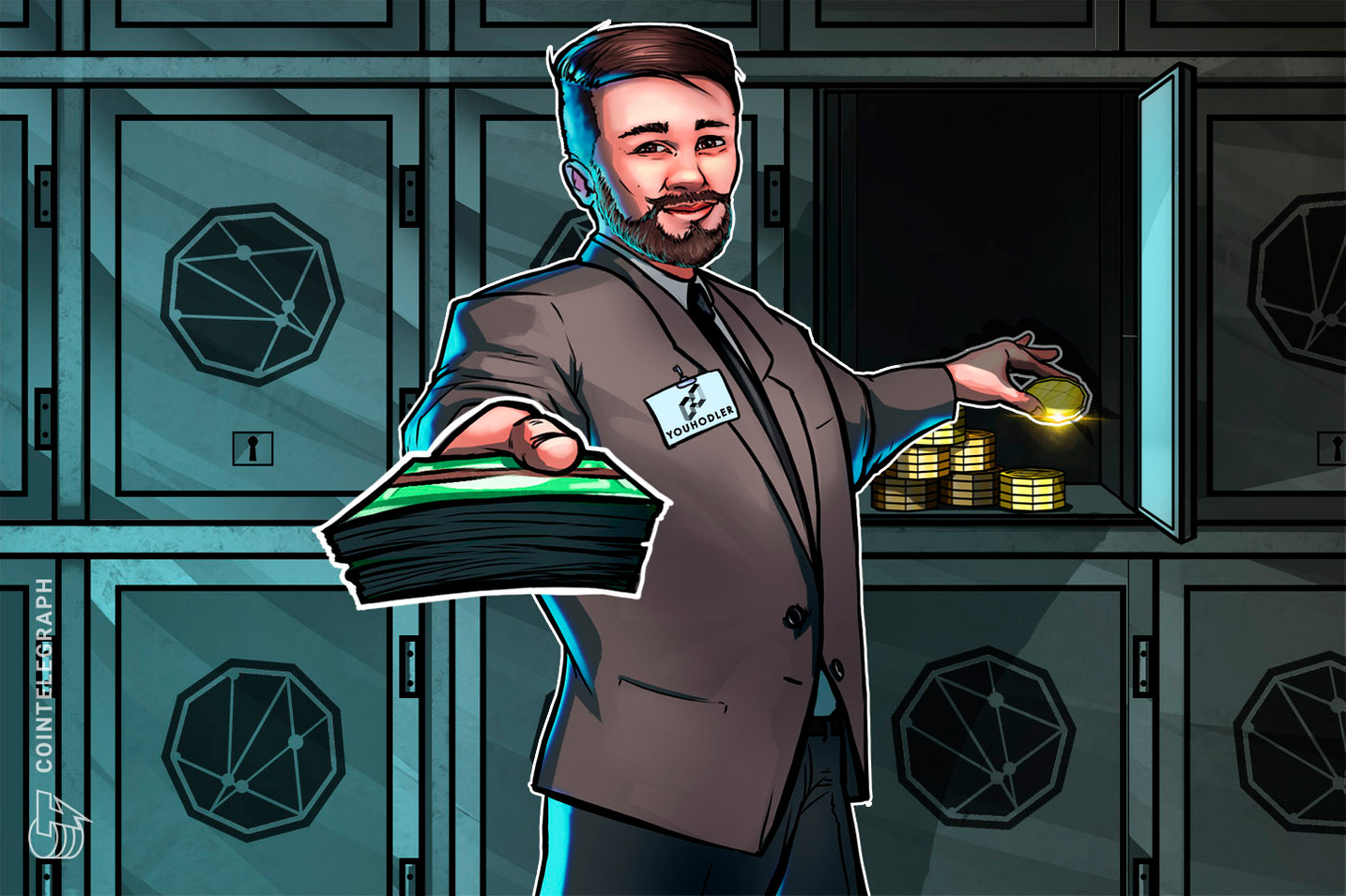 Financial Firm Offers 'Almost Instantaneous' Loans Up to $30,000 With Crypto as Collateral