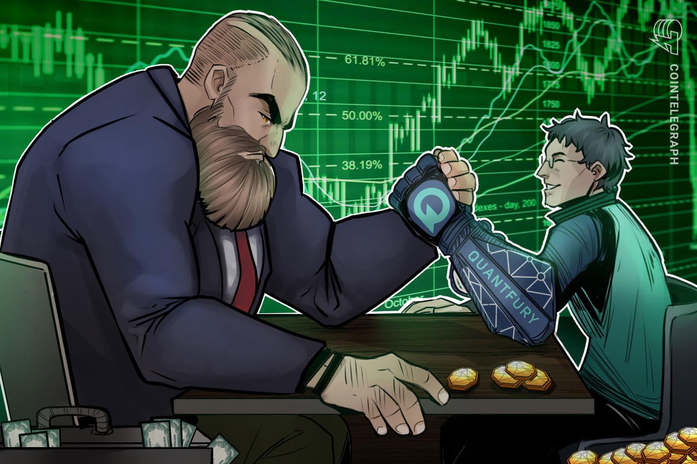 Come utilizzare le proprie criptovalute per fare trading sui mercati finanziari tradizionali, con leva e commissioni gratuite