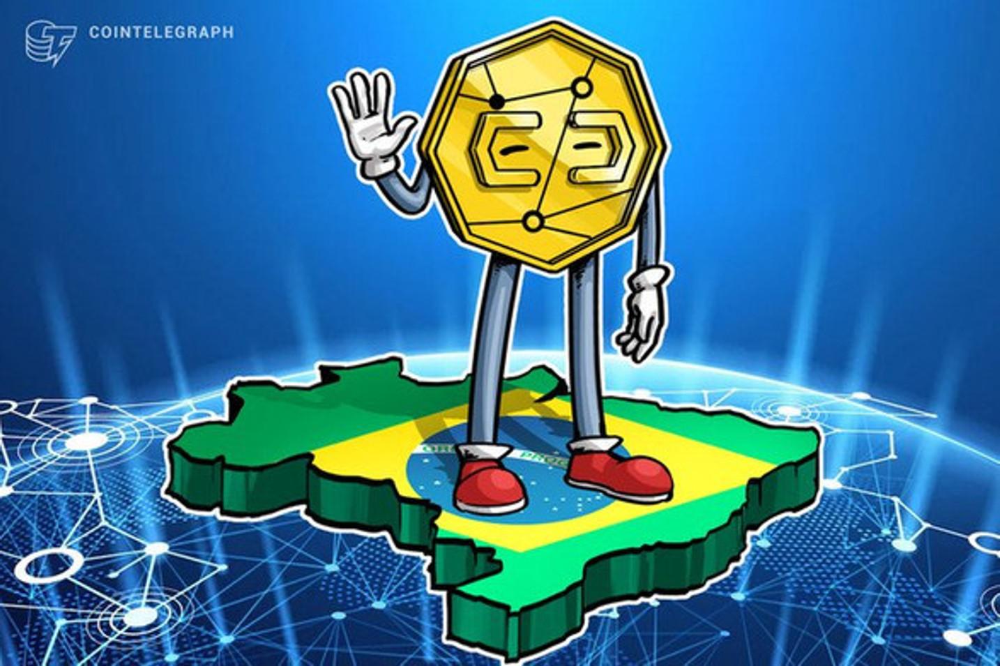 Chainalysis coloca o Brasil em 13º lugar em adoção de criptomoedas no mundo