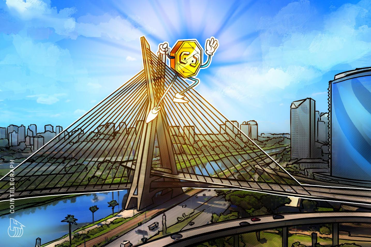 Preço do Bitcoin passa dos R$ 45.000 no Brasil pela primeira vez desde setembro de 2019