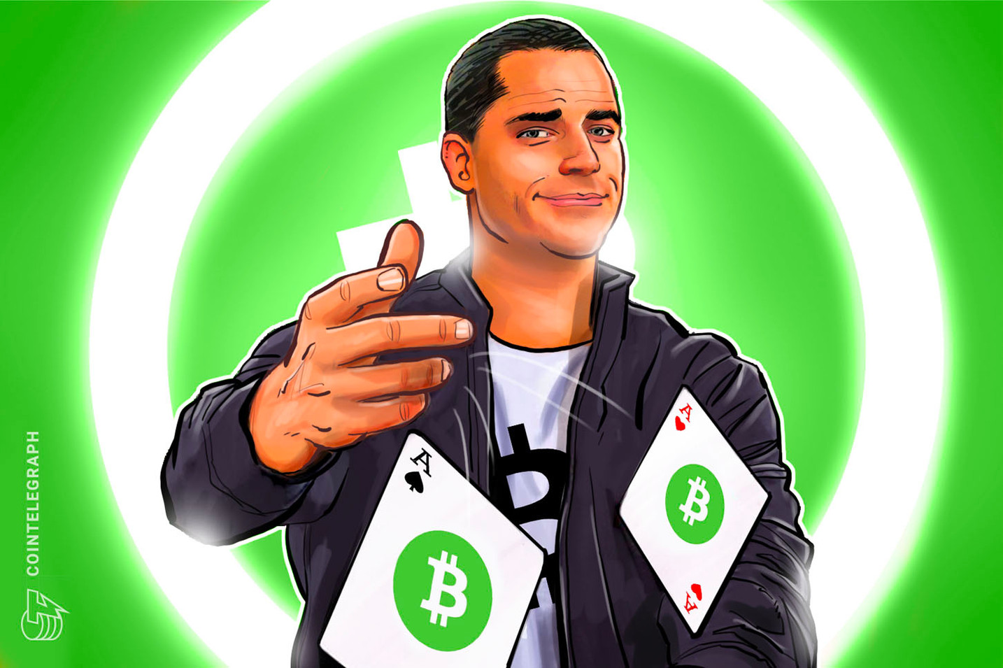 Roger Ver Apparently Thinks Bitcoin Cash Value Could Increase 100,000%