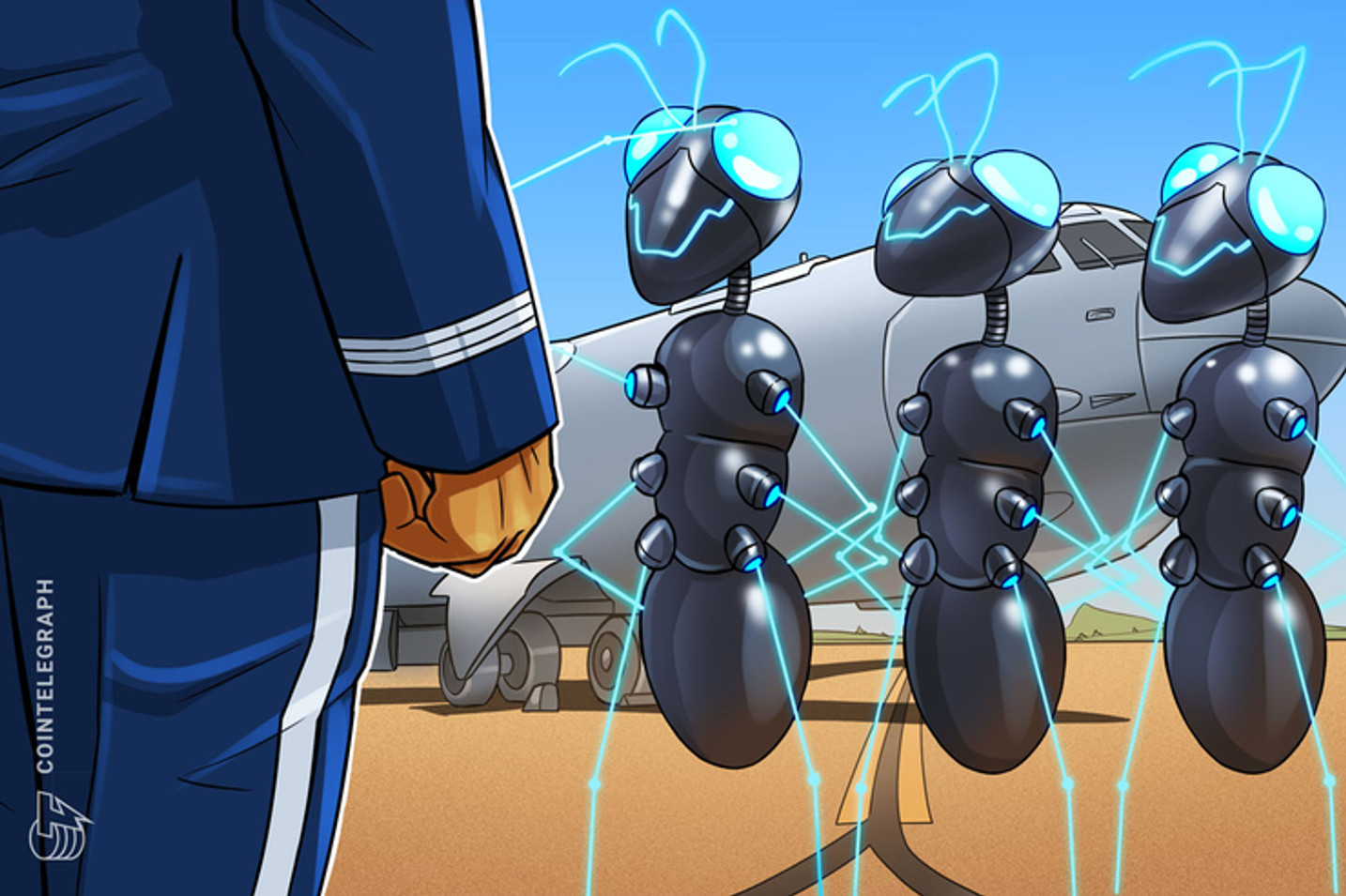 Blockchain en el sector militar - Un gran potencial, pero los proyectos se mantienen en secreto