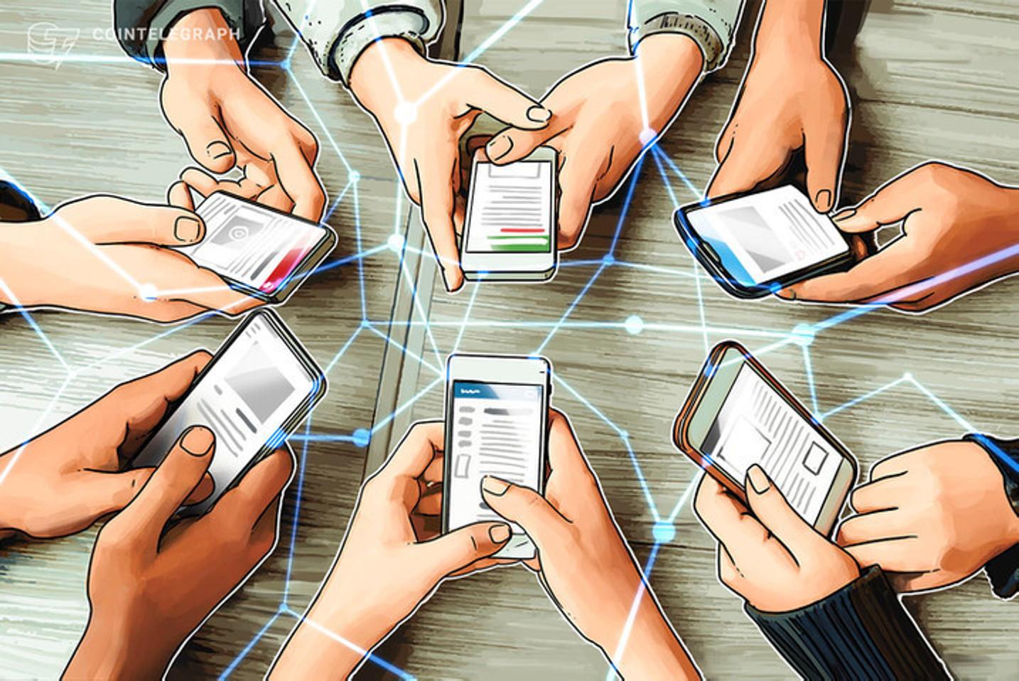Samsung lança S21 com recurso de compartilhamento de arquivos baseado em blockchain