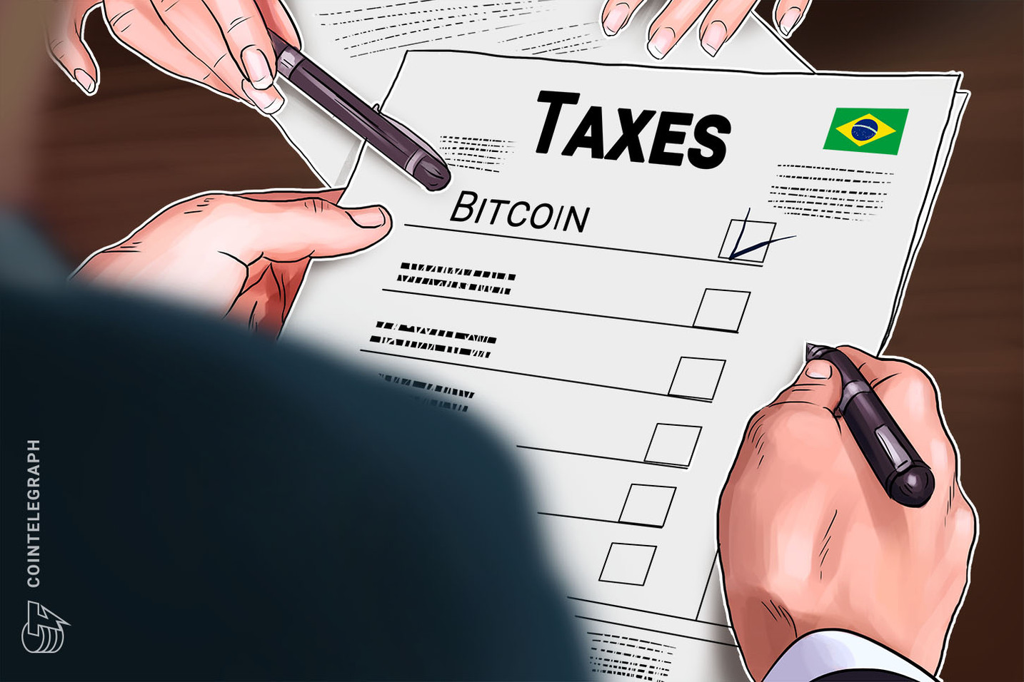 Brazilian Trade Official Says Tax Reform Will Lead to Evasion Via Crypto