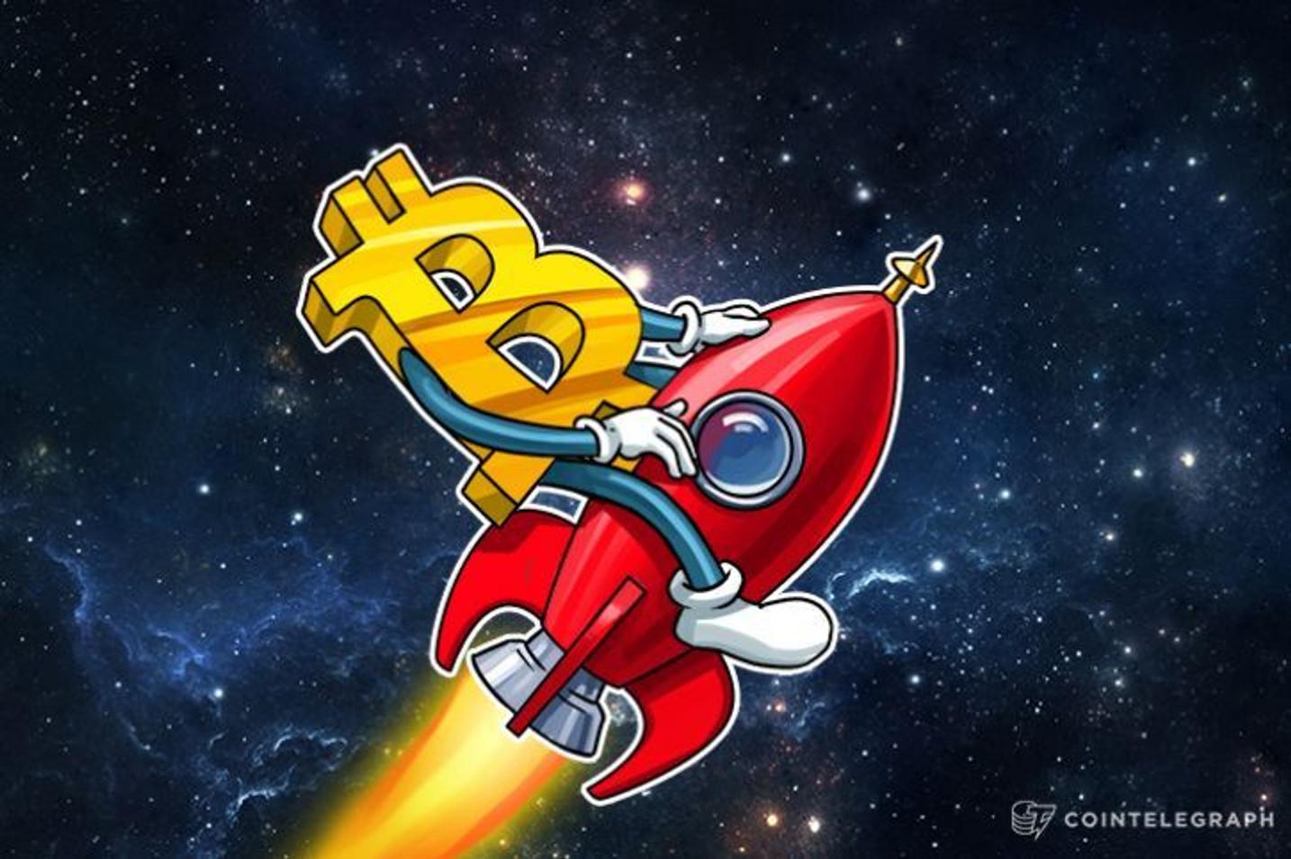 'Compre agora ou se arrependa depois', diz analista prevendo alta de até 30% para Bitcoin, Ethereum e Cardano