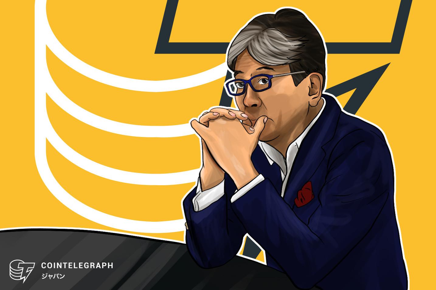 【独占インタビュー】「投資家よ、アクティビストたれ」マネックス松本CEO が仮想通貨投資家に伝えたいこと