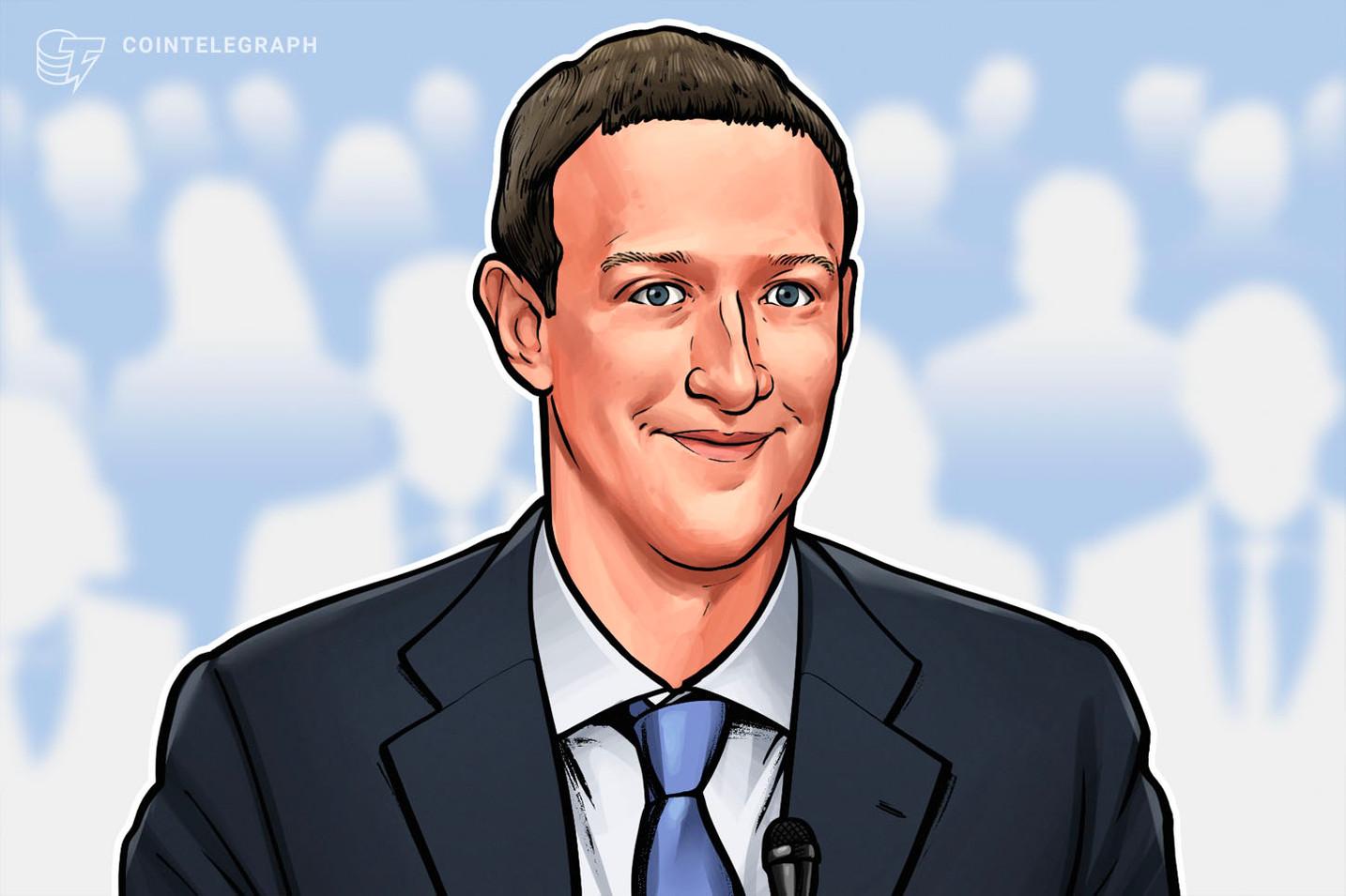 Facebook's Zuckerberg Calls for Digital Community Self-Governance