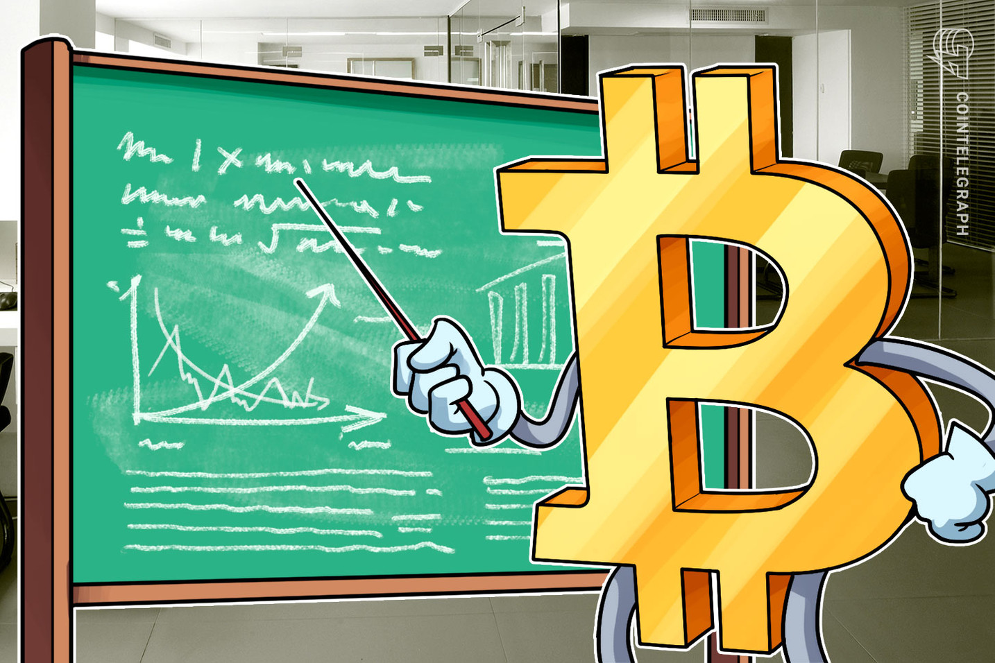 ビットコインはハイテク株のように振る舞う=仮想通貨企業コインシェアーズが指摘